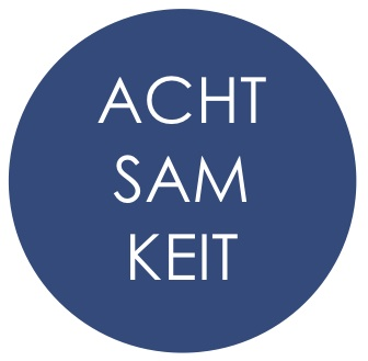 Button: Achtsamkeit